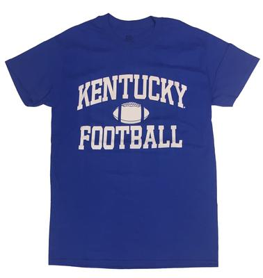 Kentucky Basic Football T-Shirt ROYAL