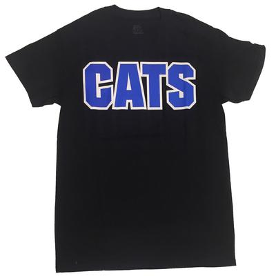 Kentucky CATS Straight Tee BLACK