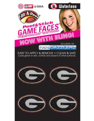 Georgia Fandazzler Face Cal 4 Pack