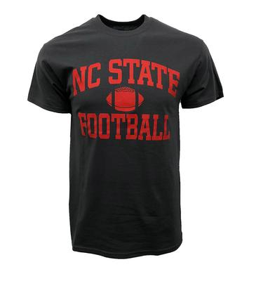 NC State Basic Football Tee