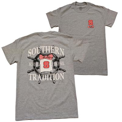 NC State Women's Southern Tradition Mason Jar Tee