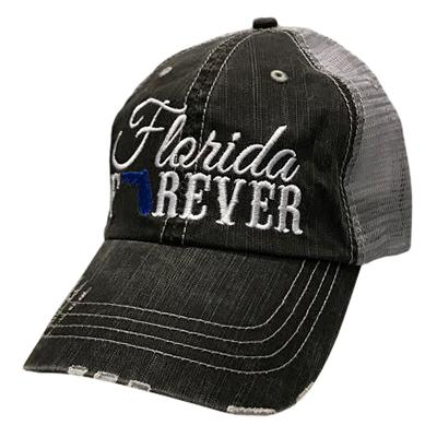Katydid Florida Forever Adjustable Meshback Hat