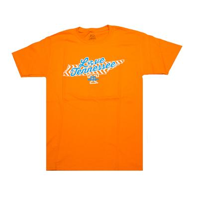 Tennessee Women's Chevron State Tee