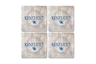 Kentucky Legacy Laurels Coaster Set - 4 Pack