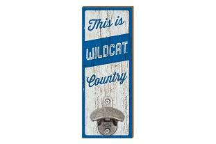 Kentucky Legacy Wall Mount Bottle Opener