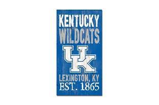 Kentucky Legacy Wooden Plank Sign