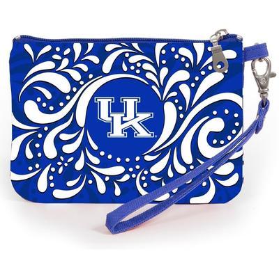 Kentucky Gameday Wristlet