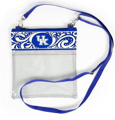 Kentucky Clear Crossbody Bag