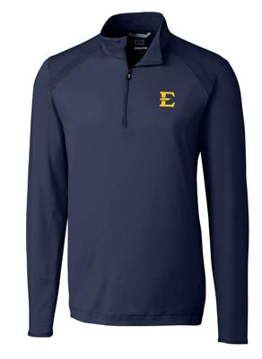 ETSU Cutter and Buck Williams Half Zip Pullover