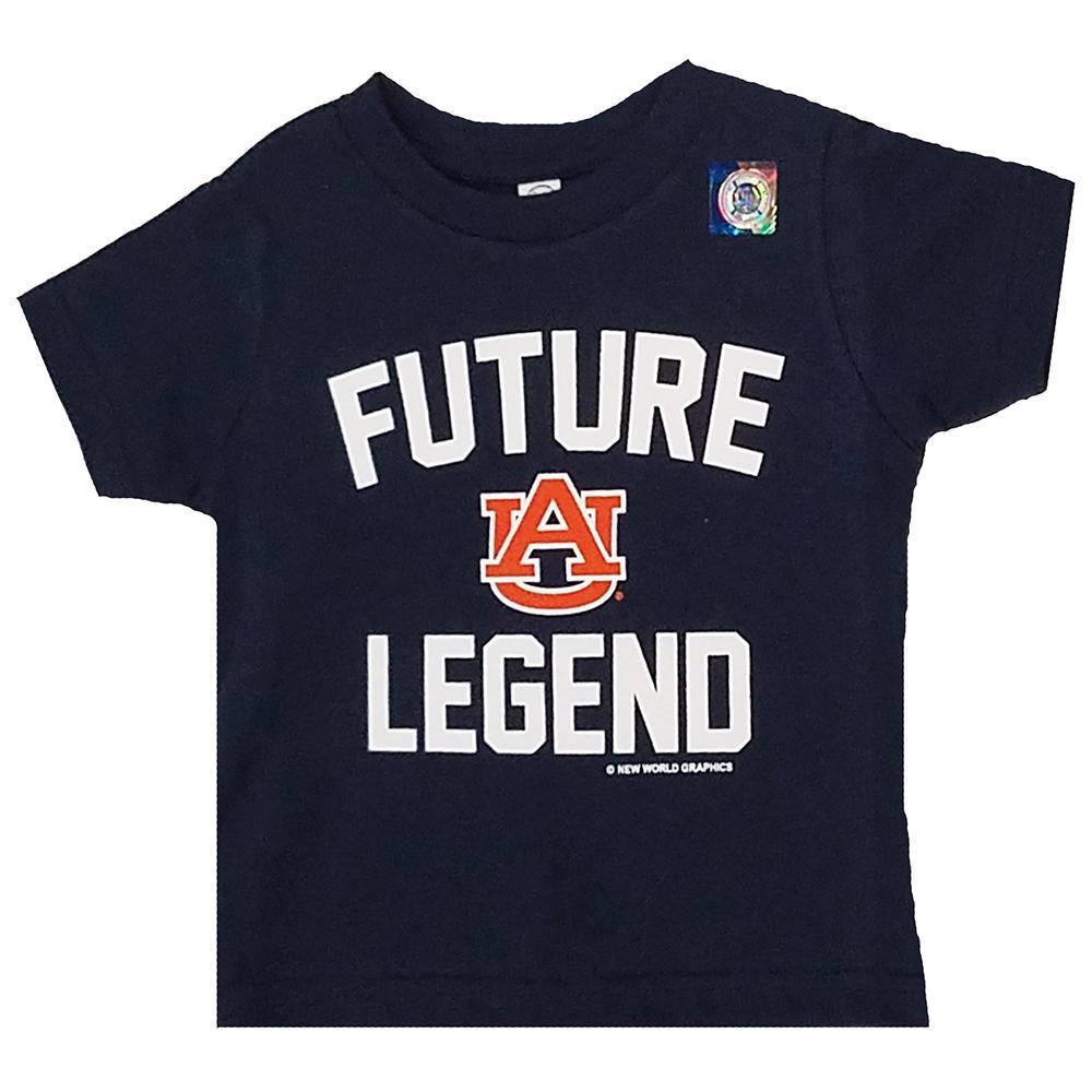 Auburn Toddler Future Legend Tee