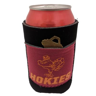 Virginia Tech Pocket Pal Can Coozie