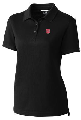 NC State Cutter And Buck Women's Advantage DryTec Polo
