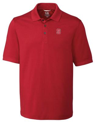 NC State Cutter And Buck Advantage DryTec Polo