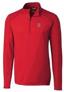 Nc State Cutter And Buck Williams Half Zip Pullover