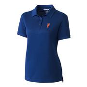Florida Cutter And Buck Women's Advantage Drytec Polo