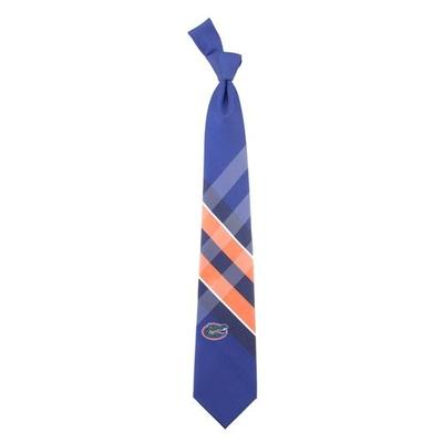 Florida Woven Polyester Grid Tie
