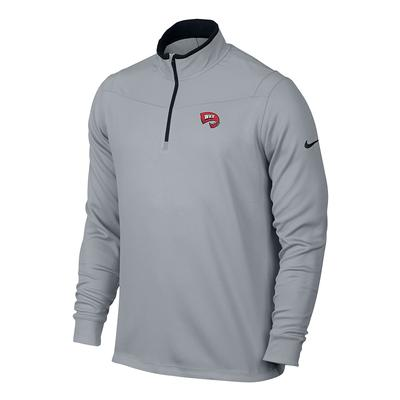 Western Kentucky Nike Golf Dri-FIT 1/2 Zip Top