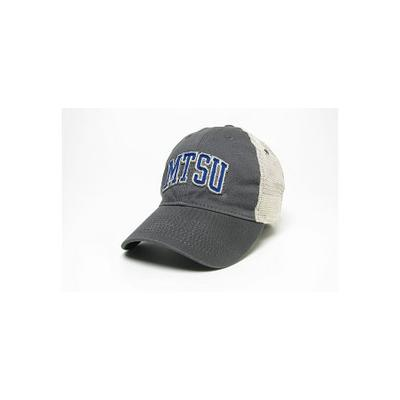 MTSU Legacy Arch Mesh Adjustable Hat