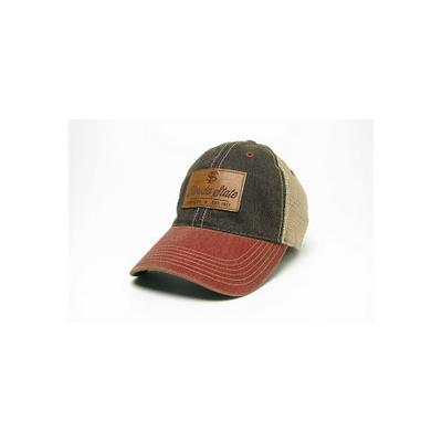 Florida State Legacy Adjustable Leather Patch Trucker Hat
