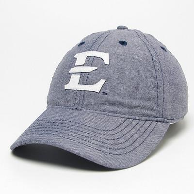 ETSU Legacy Women's Oxford Varsity Adjustable Hat