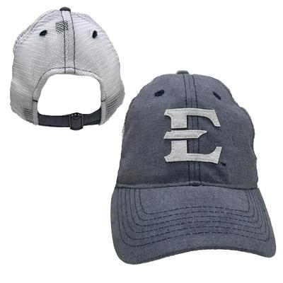ETSU Legacy Women's Oxford Varsity Adjustable Hat