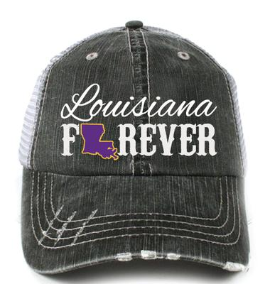 Katydid Louisiana Forever Adjustable Meshback Hat