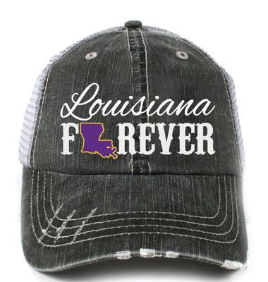 Katydid Louisiana Forever Adjustable Meshback Hat