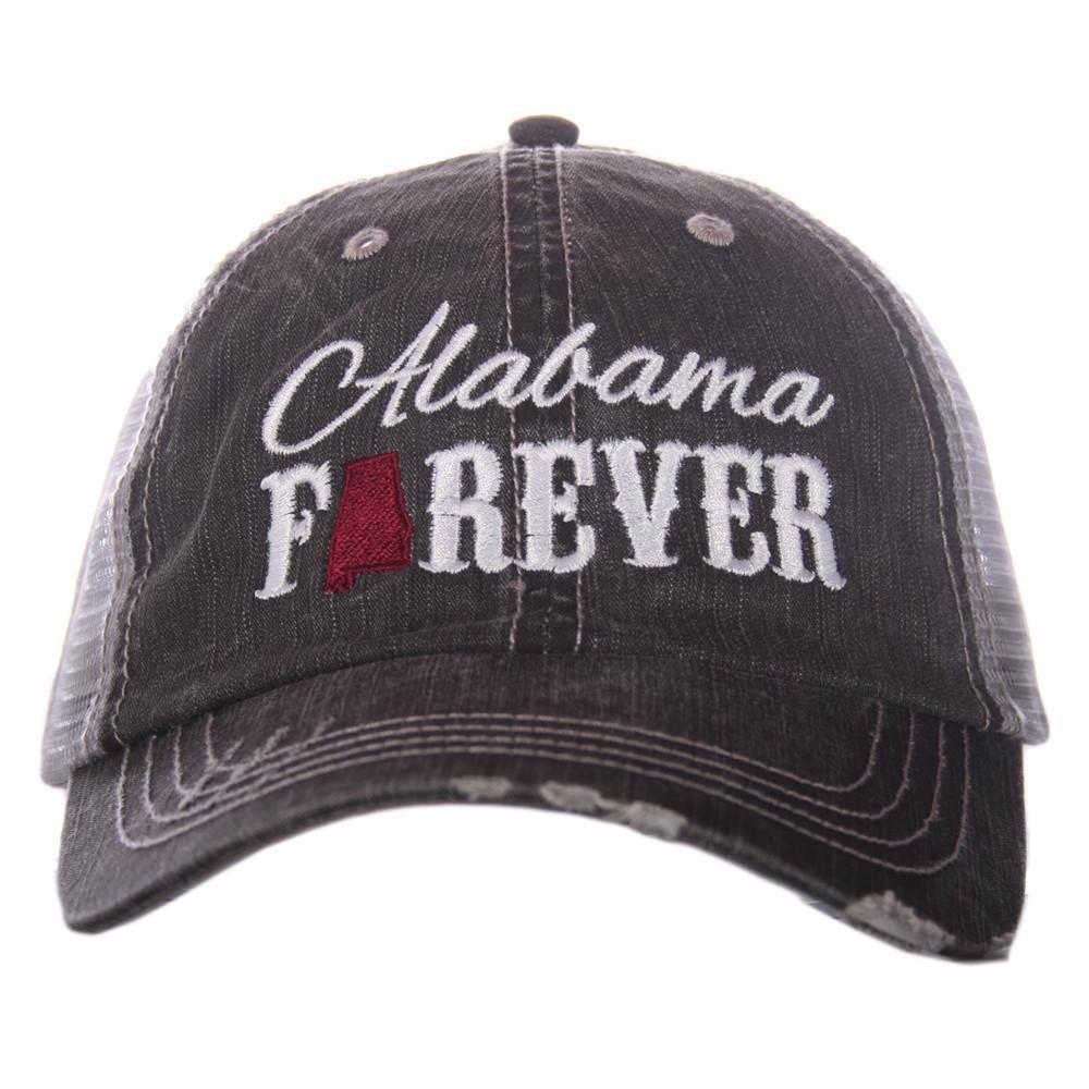 Katydid Alabama Forever Adjustable Meshback Hat