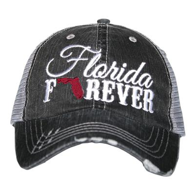 Katydid Florida Forever Adjustable Meshback Hat