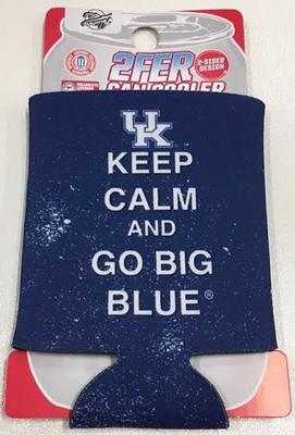 Kentucky Keep Calm Coozie