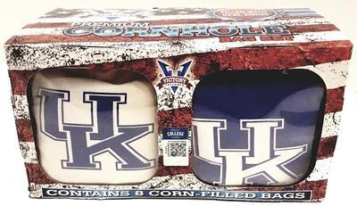 Kentucky Wildcats Cornhole Bags (Set of 8)