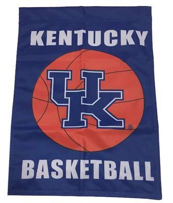 Kentucky Basketball Garden Flag