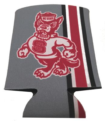 NC State Throwback Can Coozie