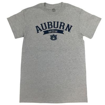 Auburn Mom Arch Banner Tee