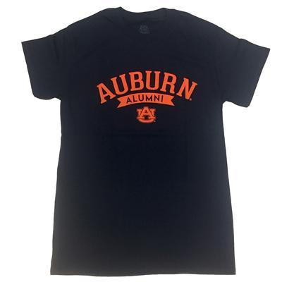 Auburn Women's Banner Logo Tee