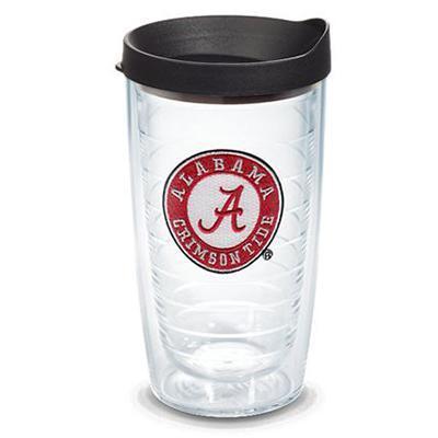 Alabama Tervis 16 oz Script A Tumbler
