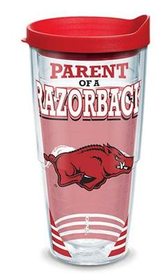 Arkansas Tervis 24 oz Parent of Razorback Tumbler
