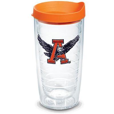 Auburn Tervis 16 oz Retro Logo Tumbler