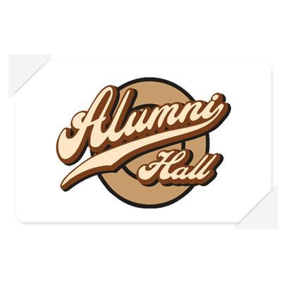 Alumni Hall Gift Card