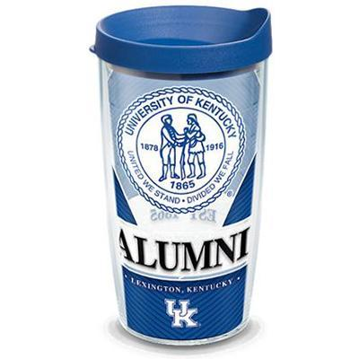 Kentucky Tervis 16 oz Alumni Wrap Tumbler