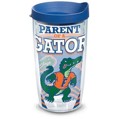Florida Tervis 16 oz Parent of Gator Tumbler