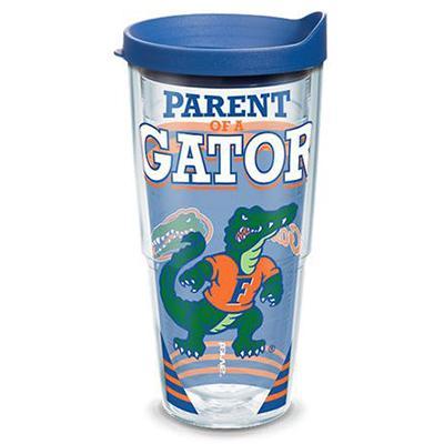 Florida Tervis 24 oz Parent of Gator Tumbler