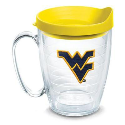 West Virginia Tervis WV Mug