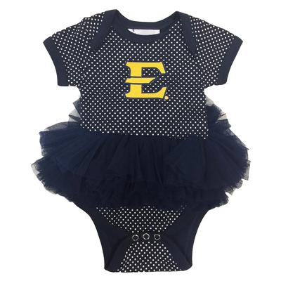 ETSU Infant Pindot Tutu Creeper