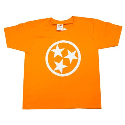 Tennessee Youth Tri-Star Tee