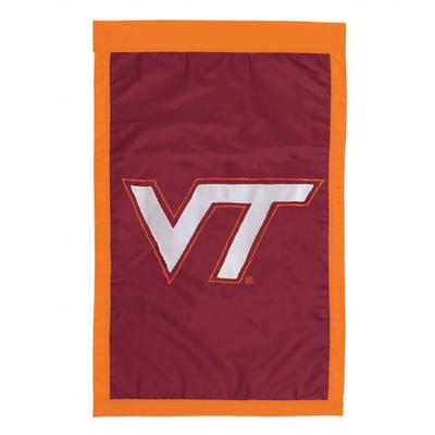 Virginia Tech 2-Sided House Flag