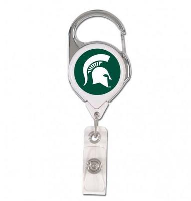Michigan State Premium Badge Reel
