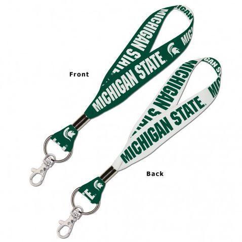 Michigan State Wrist Lanyard
