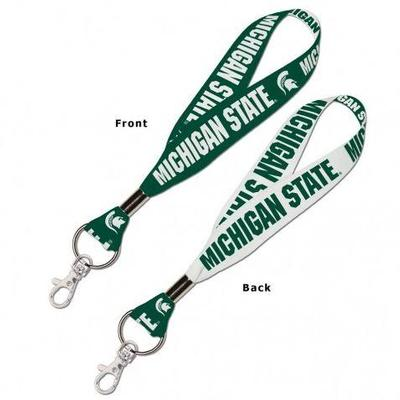 Michigan State Wrist Lanyard