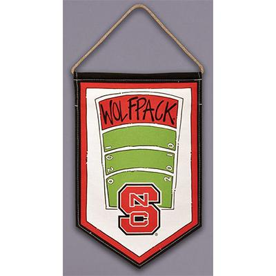 Nc State Field Hanging Banner